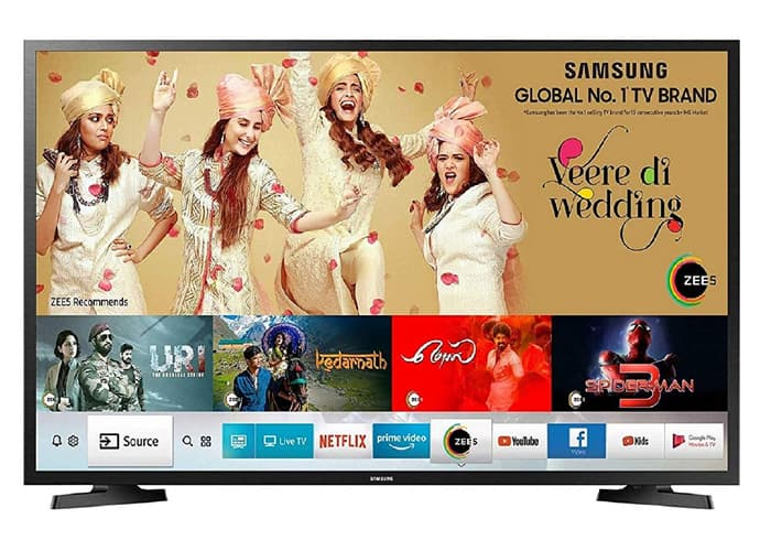 Read more about the article Samsung UA32N4305ARXXL Smart TV Review and Price India 2021