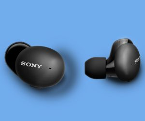 Sony Hits With Two True Wireless Earphones in India Starting At Rs.9,990