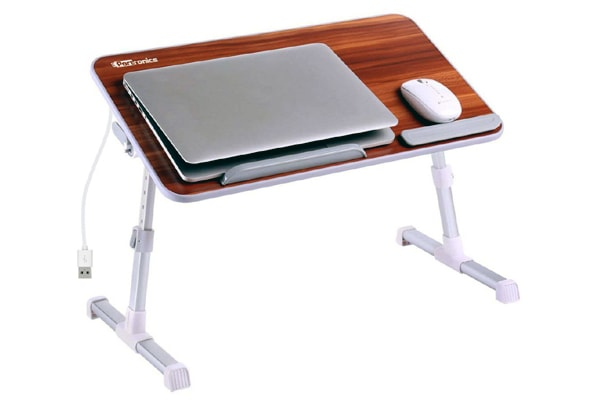 Adjustable portronics por-895 Laptop Table India 2020