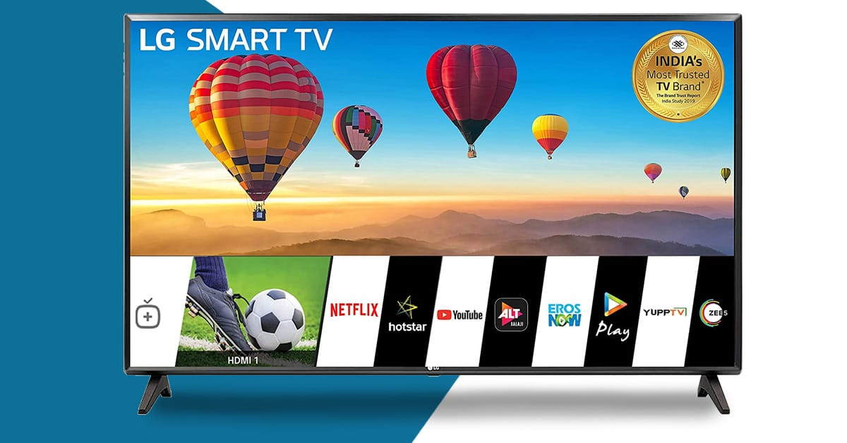 Read more about the article 5 Best LG TV 32 inch To Buy in India 2021 | Smart & Non-Smart TV Review