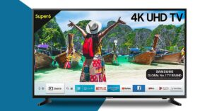 Samsung NU6100 Review And Specification: 4K UHD Smart TV