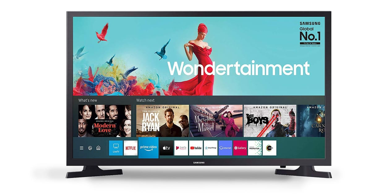 Best Samsung 32 inch Smart LED TV Review