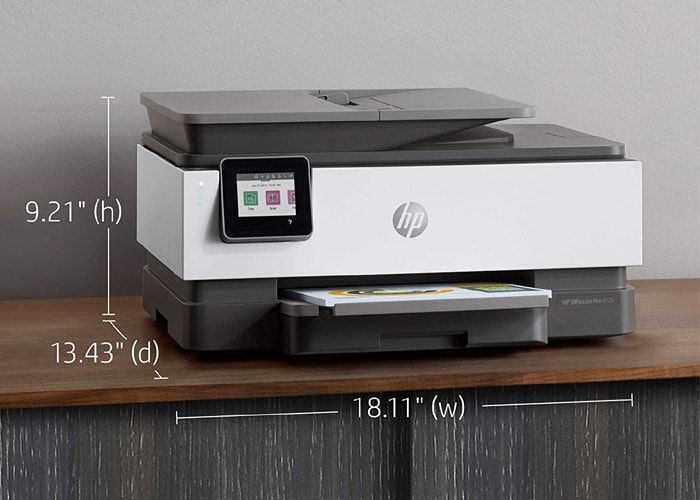 HP Officejet 8025 Reviews And Specifications