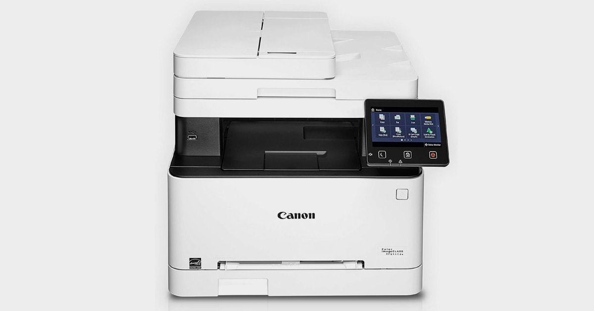 Canon Imageclass MF644CDW Review And Specification 2021