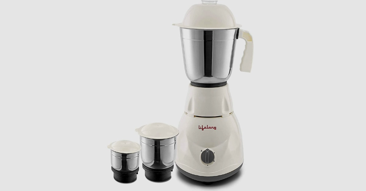 Read more about the article Lifelong Power Pro 500-Watt Mixer Grinder Review India 2021