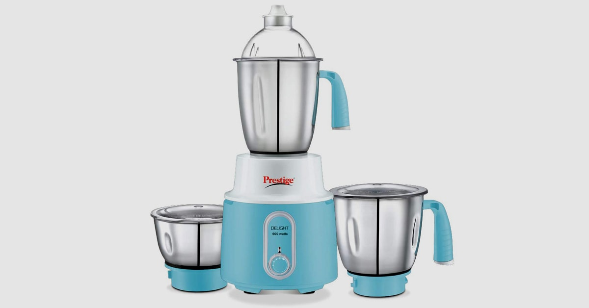 Read more about the article Prestige Delight Mixer Grinder Review By Kitchen Expert India 2021