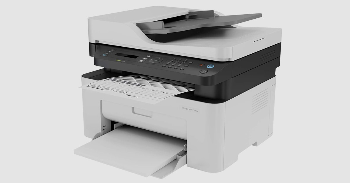 Read more about the article Review of 5 Best Laser Printer under 15000 Rupees in India 2021