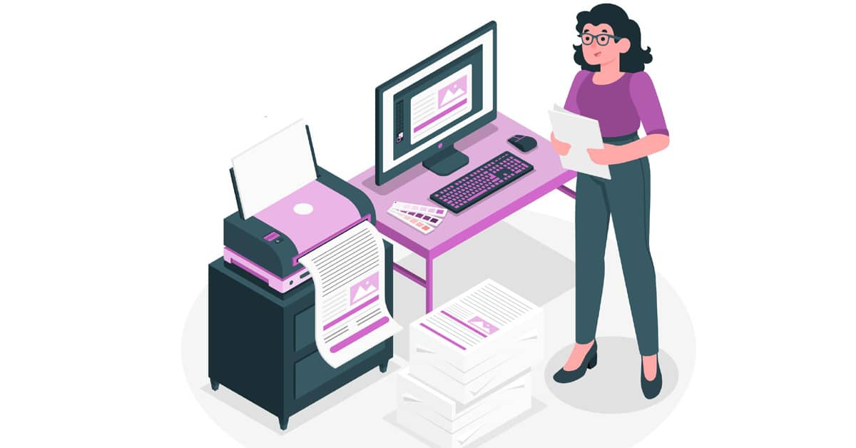 Read more about the article How To Connect A Wireless Printer To A Computer Or Laptop (6 Easy Process)