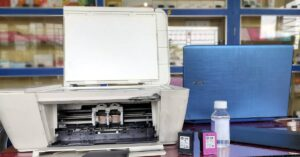 How To Clean And Maintain A Printer